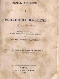motti book