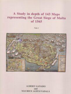 study of 143 maps of malta