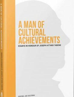 man of cultural achievement