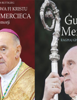 mercieca memorji u biografija