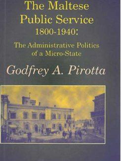 maltese public service 1800-1940