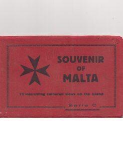 souvenir of Malta.