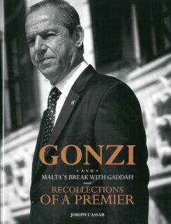 Gonzi and Malta's break with Gaddafi