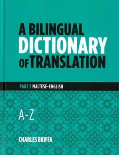 A bilingual Dictionary