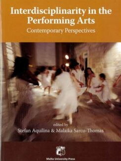 interdisciplinary in the performing arts