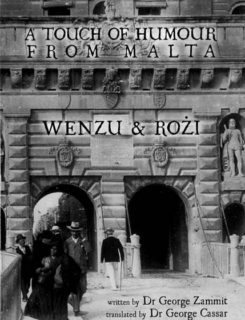 a touch of humour from Malta wenzu u rozi