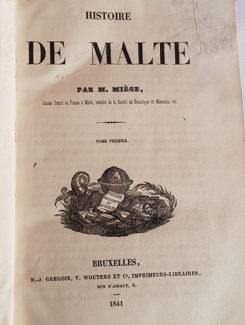 historie de malte miege