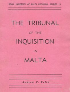 the tribunal of the inquisition in Malta