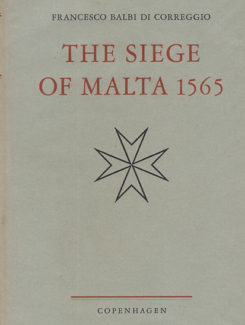 The siege of Malta 1565