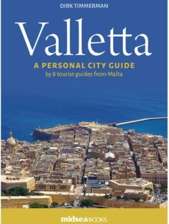 Valletta a personal city guide.