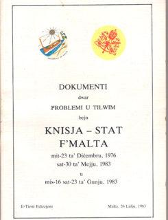 knisja stat f'Malta