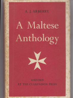Maltese anthology