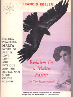 Requiem for a Malta fascist