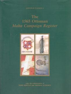 1565 ottoman campaign register