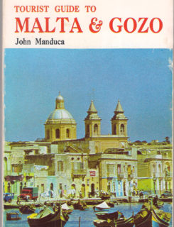 tourist guide to Malta and Gozo