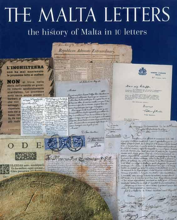 The Malta Letters   Malta Online Bookshop