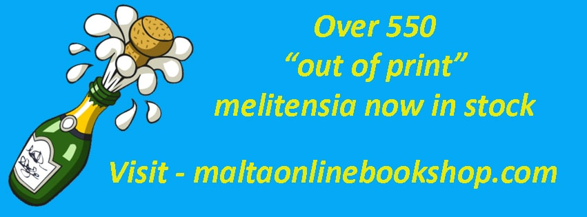 out of print melitensia