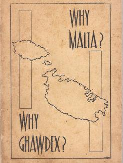 why malta why gozo
