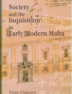 society and the acquisition of early modern Malta