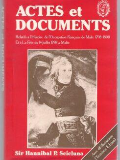 actes et documents
