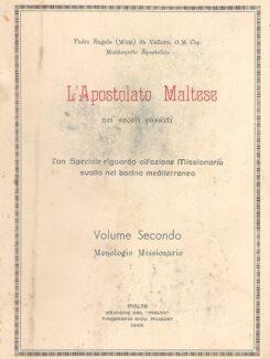 apostolato maltese