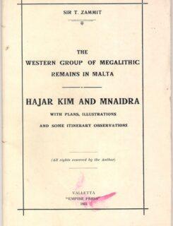 hajar kim and mnaidra