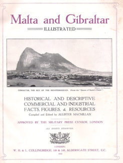 Malta and Gibraltar