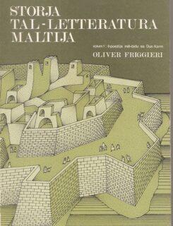 storja tal letteratura Maltija