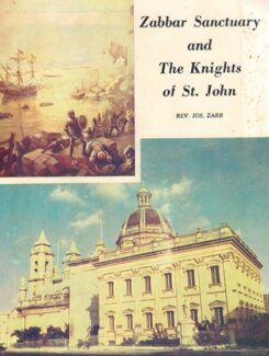 zabbar sanctuary and the knights of st john