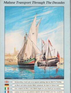 maltese transport through the decades
