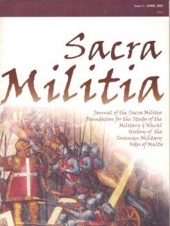 sacra militia issue1