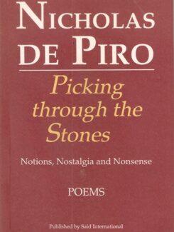 picking through the stones