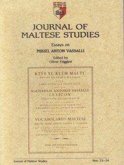 journal of maltese studies