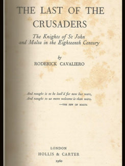last of the crusaders