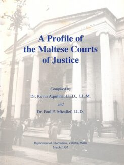 profile of maltese court of justice