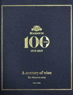 a century of wine the marsovin story