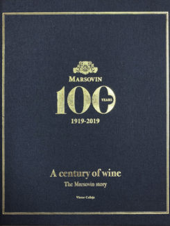 a century of wine the marsovin story