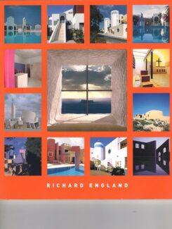 Richard England BOV Exhibition catalogue