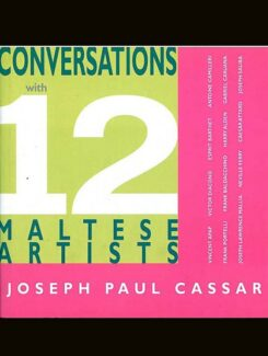 conversations of 12 modern artists